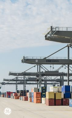 From sporting goods to electronics, these cranes at CSX's Intermodal terminal lift it all.