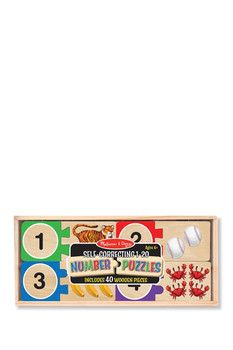 Self-Correcting Number Puzzle - 40 Pieces