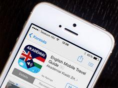 Travel Guide mobile app system