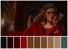 Inglorious Basterds Inglorious Basterds The post Inglorious Basterds appeared first on Film. Movie Color Palette, Red Colour Palette, Color Palettes, Robert Richardson, Inglourious Basterds, Color In Film, Colours That Go Together, Cinema Colours, Pantone