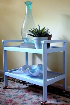 DIY Basics: Painting furniture | The DIY Adventures- upcycling, recycling and do it yourself from around the world.