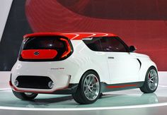 "Kia Track'ster, next-generation Soul ""family"""