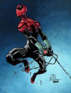 Spider man/Doc Oc