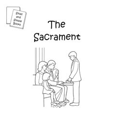 simple ideas for primary 2 lesson 38 small and simple books the sacrament