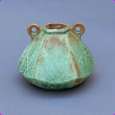 Pierrefonds Pottery Vase