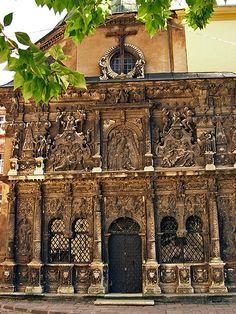 Chapel of Boim Family, Lviv, Ukraine