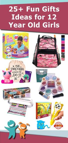This is our list of the best toys and gifts for 12 Year Old Girls for either a 12th birthday or as a Christmas present. Gifts For Young Women, Best Gifts For Girls, Cool Toys For Girls, Best Kids Toys, Birthday Gift Bags, Best Birthday Gifts, Birthday Gifts For Girls, Sleepover Things To Do, Creative Thinking Skills
