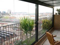 cerramiento de terraza, cerramiento de balcon, acristalamiento lumon, cortina de cristal, acristalamientos