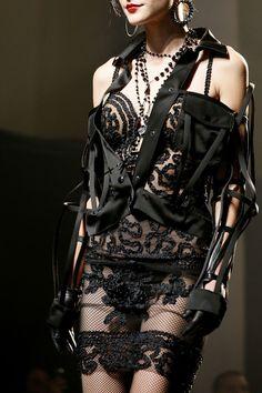 Jean Paul Gaultier - Spring 2013 Ready-to-Wear - Look 24 of 145