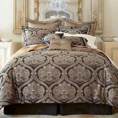 Royal duvet I love!