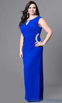 Shop plus-sized formal dresses and semi-formal plus party dresses at Simply Dresses. Plus cocktail dresses, plus-sized dresses for parties, plus-size casual dresses, and evening gowns in plus sizes. Plus Size Holiday Dresses, Plus Size Short Dresses, Plus Dresses, Prom Dresses 2015, Junior Dresses, Party Dresses, Backless Maxi Dresses, Strapless Dress Formal, Dress Sites