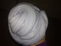 Lavender bubblegum slime
