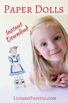Our collection of printable paper dolls. Festive Crafts, Christmas Crafts, Indoor Activities For Kids, Family Activities, Paper Dolls Printable, Doll Shop, Montessori Activities, Cute Dolls, Paper Gifts