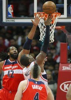 Blog Esportivo do Suíço: Hawks atropelam Wizards, de Nenê, e atingem oitava vitória seguida