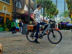 FLAUNT Electric Bicycles Join The eBike Revolution