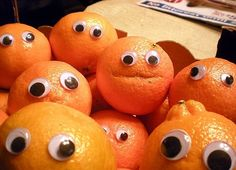 Community Post: 10 Pictures Of Food With Googly Eyes