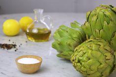 Carciofi alla Giudia, Carciofi, artichokes, jewish artichokes, fried artichokes, roman artichokes, italy, italian cuisine, rome, jewish recipe, vegetarian
