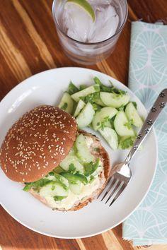 Chipotle Chicken Burgers ‹ Hello Healthy