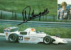 Huub Rothengatter - Chevron B48 BMW - Docking Spitzley Racing / Racing Team Holland - XLII ADAC-Eifelrennen - 1979 European Formula 2 Championship, Round 4