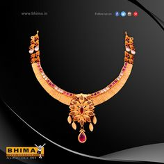 Golden Necklace.    .  #jewelry #jewelrygram #necklace #gold #forher #accessories #fashion #luxurystyle #style #bhima