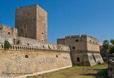 Norman Castle, Bari, Puglia, Italy