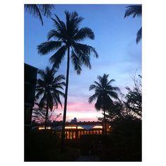 Beautiful morning photo at Holiday Inn Resort Phuket by Instagram user prstla