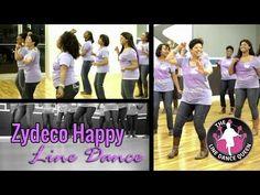 "(""Happy"" Dance, Zydeco Style) Zydeco Happy Line -Sean Ardoin Pharrell Williams Happy, Louisiana Creole, Royal Court, Happy Dance, Lets Dance, Dance Videos, Zumba, 5th Birthday, Sweet Stuff"