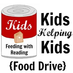 Kids Helping Kids Food Drive. These step by step tips will help you plan a food drive and get your kids involved. SignUpGenius can help you solicit food donations online.