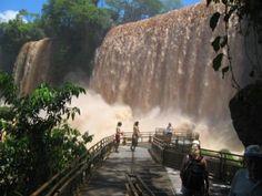 Fotos Paisagem natural Cataratas do Iguaçu