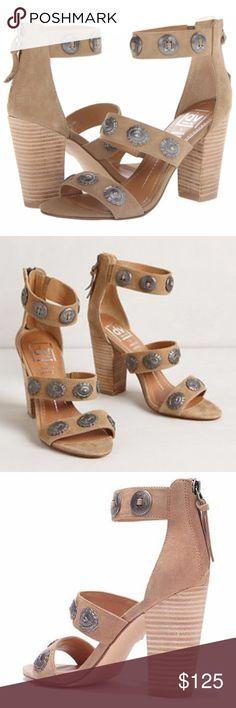 Selling this Dolce Vita by Vanessa Mooney Montey Concho Heels on Poshmark! My username is: serori. #shopmycloset #poshmark #fashion #shopping #style #forsale #Dolce Vita #Shoes
