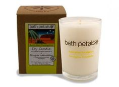 Bath Petals' Soy Candles Recalled due to Fire and Laceration Hazard
