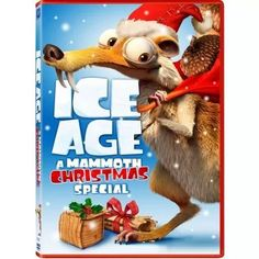 ICE AGE-MAMMOTH CHRISTMAS SPECIAL DVD $5 Pick Up at Walmart Have you herd the news? Your favorite sub-zero heroes are back in an all-new holiday adventure for the whole family! When Sid accidentall…