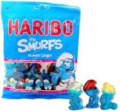 Smurfs Gummi Candy 4oz.
