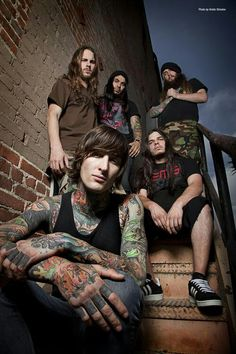 Suicide silence the reason we need them.