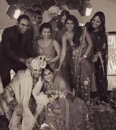 Photographer - Clicks With Bride And Groom Photos, Hindu Culture, Black Color, Wedding, Group Photography pictures.