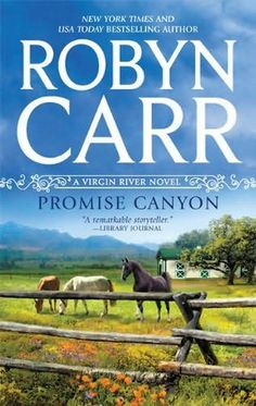 Promise Canyon (Virgin River, #13) by Robyn Carr ~ 4 out of 5