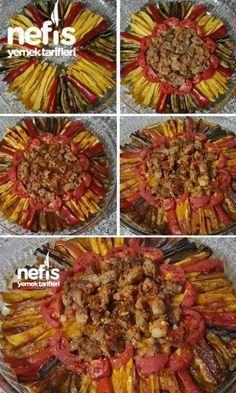 Parmak Kebabı Tarifi - yağmur mete - Nefis Yemek Tarifleri - Çorba Tarifleri - Las recetas más prácticas y fáciles Turkish Recipes, Italian Recipes, Turkish Kitchen, Kebab Recipes, Fish And Meat, Fresh Fruits And Vegetables, Iftar, Kebabs, Food And Drink