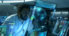 Movie Iconic UI - Avatar