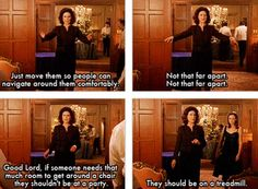 Emily says some pretty sassy and hilarious things Tv Quotes, Movie Quotes, Babette Ate Oatmeal, Team Logan, Gilmore Girls Quotes, Glimore Girls, Lorelai Gilmore, Girl Humor, Best Shows Ever