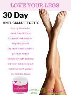 Anti Cellulite 30 Day Diet Plan For A Bikini Body - 10 Delicious Foods To Get Rid Of Cellulite Fast! Best Diet To Erase Dimples on Thighs, Legs, and butt! Skin Tightening Lotion, Skin Firming, Cellulite Cream, Anti Cellulite, Reduce Cellulite, Skin Care Home Remedies, Tighten Loose Skin, Loose Belly, Cellulite Remedies
