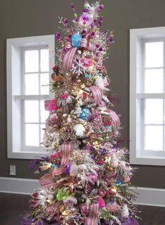 Candy Wonderland Christmas tree