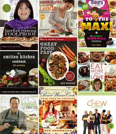 Congrats to our own David Venable for having one of the best-selling cookbooks of 2012!