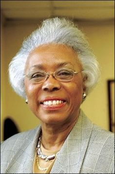 Barbara Hatton (June 4, 1941) became the seventh president and the first woman president of South Carolina State University, 1993-1995, first woman dean of education at Tuskegee University, first African-American woman professor of education at Stanford University. She received a B.S. Howard University, psychololgy & mathematics; M.A., Atlanta University; M.A., Stanford University; Ph.D., Stanford University, education.