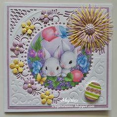 Majsans scrap och pyssel Easter Crafts For Kids, Shabby, Art Cards, Scrap, Vintage, Spring, Inspiration, Card Ideas, Handmade Cards