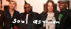 Soul Asylum are a working class rock n roll band. First formed back in 1983 in Minneapolis, Minnesota the band released 5 full length records until finding themselves as international rock stars. Soul Asylum, Working Class, Rock Bands, Rock N Roll, Grunge, Interview, Alternative, Singer, Women