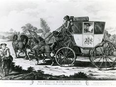 The Royal Mail Coach