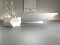 White Bathroom Floor Tile Ideas | What are the Perfect Tile Floor Designs for Bathrooms With Total White