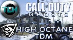 CoD Ghosts : High Octane ! TDM KEM Gameplay/Commentary