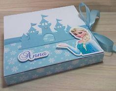 Convite Caixa de Neve