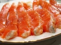 The Best Recipes: Marinated Salmon Fillet Salmon Recipes, Fish Recipes, Seafood Recipes, Cooking Recipes, Healthy Recipes, Delicious Recipes, Fish Dishes, Seafood Dishes, Fish And Seafood